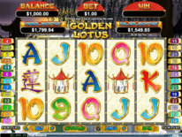 Golden Lotus Online Slot