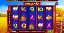 Golden Online Slot