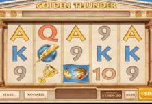 Golden Thunder Online Slot