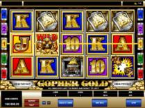 Gopher Gold Online Slot