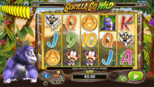 Gorilla Go Wild Online Slot