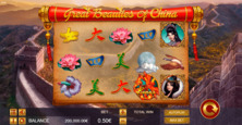 Great Beauties Of China Online Slot