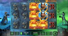 Great Wars Online Slot