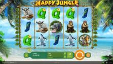 Happy Jungle Online Slot