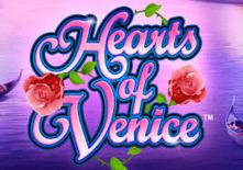 Hearts Of Venice Online Slot