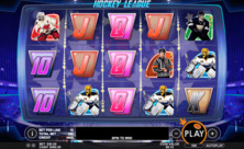 Hockey League Online Slot
