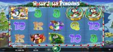 Holly Jolly Penguins Online Slot