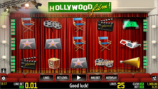 Hollywood Film Online Slot