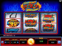 Hot 7S Online Slot