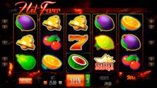 Hot Fever Online Slot