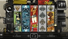 Hot Nudge Nolimit Online Slot