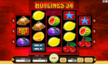 Hotlines 34 Online Slot