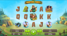 Hunting Party Online Slot