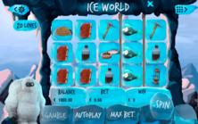 Ice World Online Slot