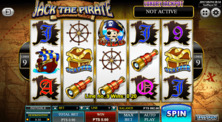 Jack The Pirate Online Slot