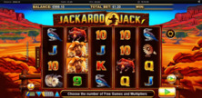 Jackaroo Jack Online Slot