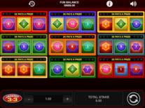 Jackpot 3X3 Online Slot