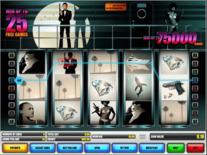 James Band Online Slot