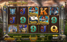 Joan Of Arc Online Slot