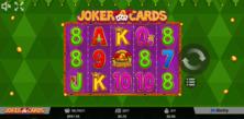 Joker Cards Online Slot
