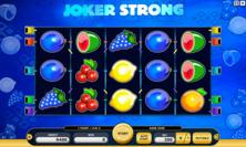 Joker Strong Online Slot