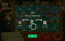 Jokers Wild Online Slot