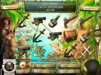 Jolly Rogers Jackpot Online Slot