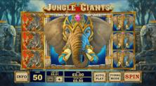 Jungle Giants Online Slot