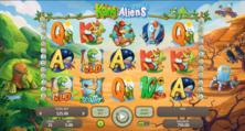 Kangaliens Online Slot