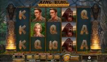 King Kong Skull Mountain Online Slot