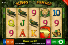King Of The Jungle Online Slot