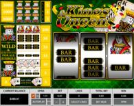 Kings Queens Online Slot