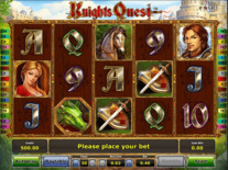 Knights Quest Online Slot