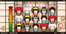 Kokeshi Online Slot