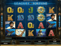 Leagues Of Fortune Online Slot