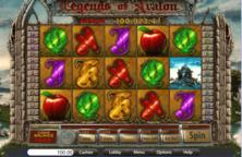 Legends Of Avalon Online Slot