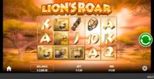 Lions Roar Online Slot