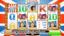 Little Britain Online Slot