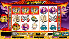Little Master Online Slot