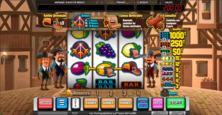 Los Tres Espadachinies Y El Tesoro Del Castillo Online Slot