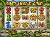 Lost Incas Gold Online Slot