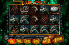 Lost World Online Slot