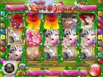 Love And Money Online Slot