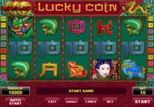 Lucky Coin Online Slot