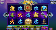 Lucky Feng Shui Online Slot