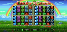 Lucky Gems Deluxe Online Slot