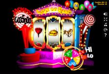 Lucky Go Round Online Slot