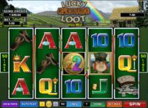 Lucky Leprechauns Loot Online Slot