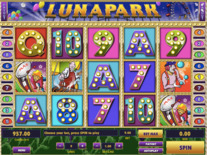 Luna Park Online Slot