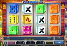 Mad Cubes 25 Online Slot